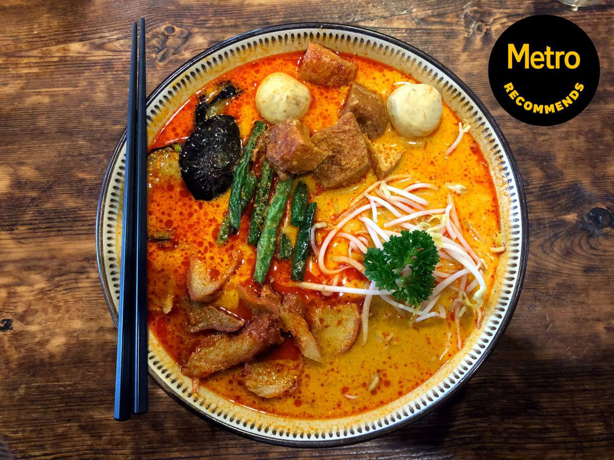 Metro Recommends: Is this the best vegetarian laksa in Auckland?