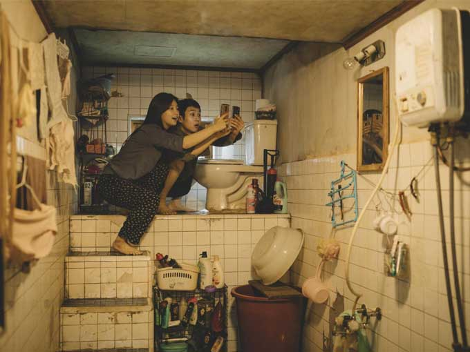 What's On: Palme d'Or winner Parasite back in theatres, and FAFSWAG have a new project at Basement