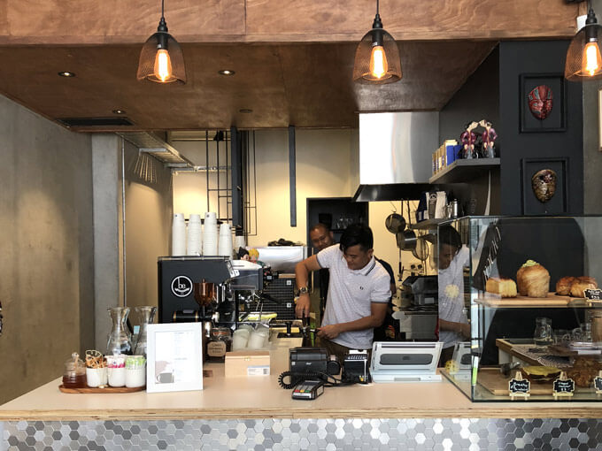 Slow down for coffee at new Grey Lynn cafe It's Java