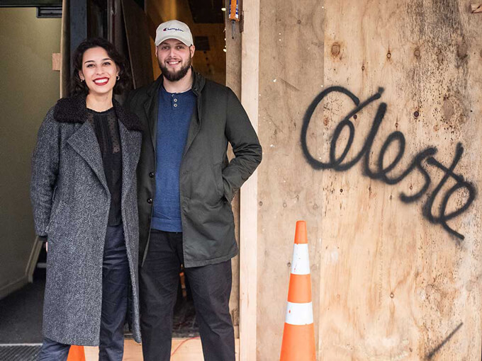 Bar Céleste opening where Revel used to be, with duo behind Auckland's La Pêche pop-ups