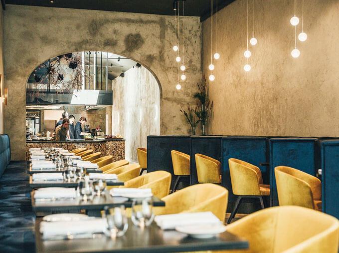 Best restaurants in Auckland's central suburbs
