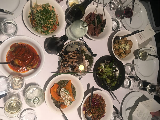 What I Ate: A weekend of excess at Wellington on a Plate