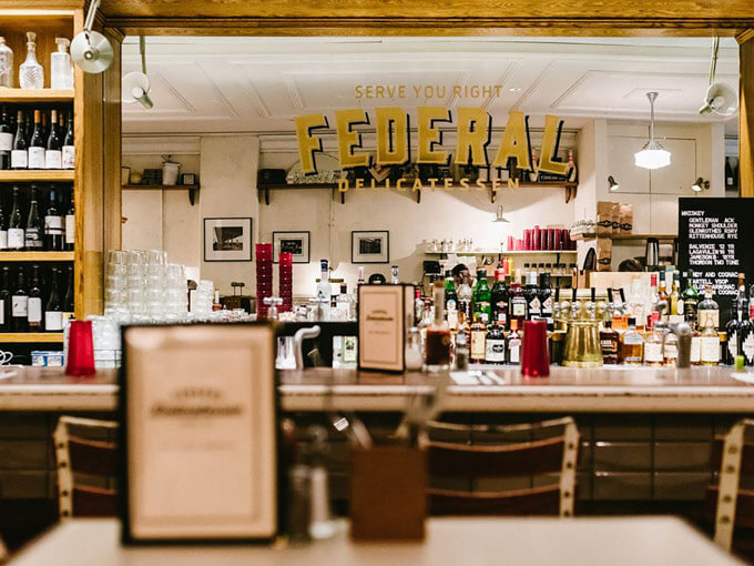 Federal Delicatessen restaurant review: Metro Top 50 2018
