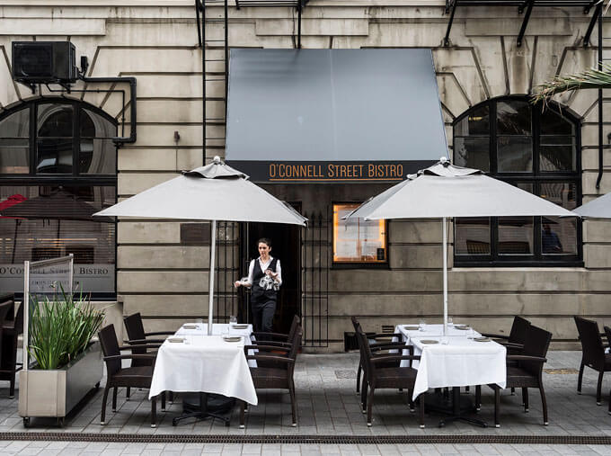O'Connell Street Bistro review: Metro Top 50 2018