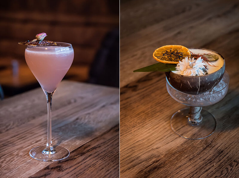 These bespoke drinks at 1947 Eatery will make your night