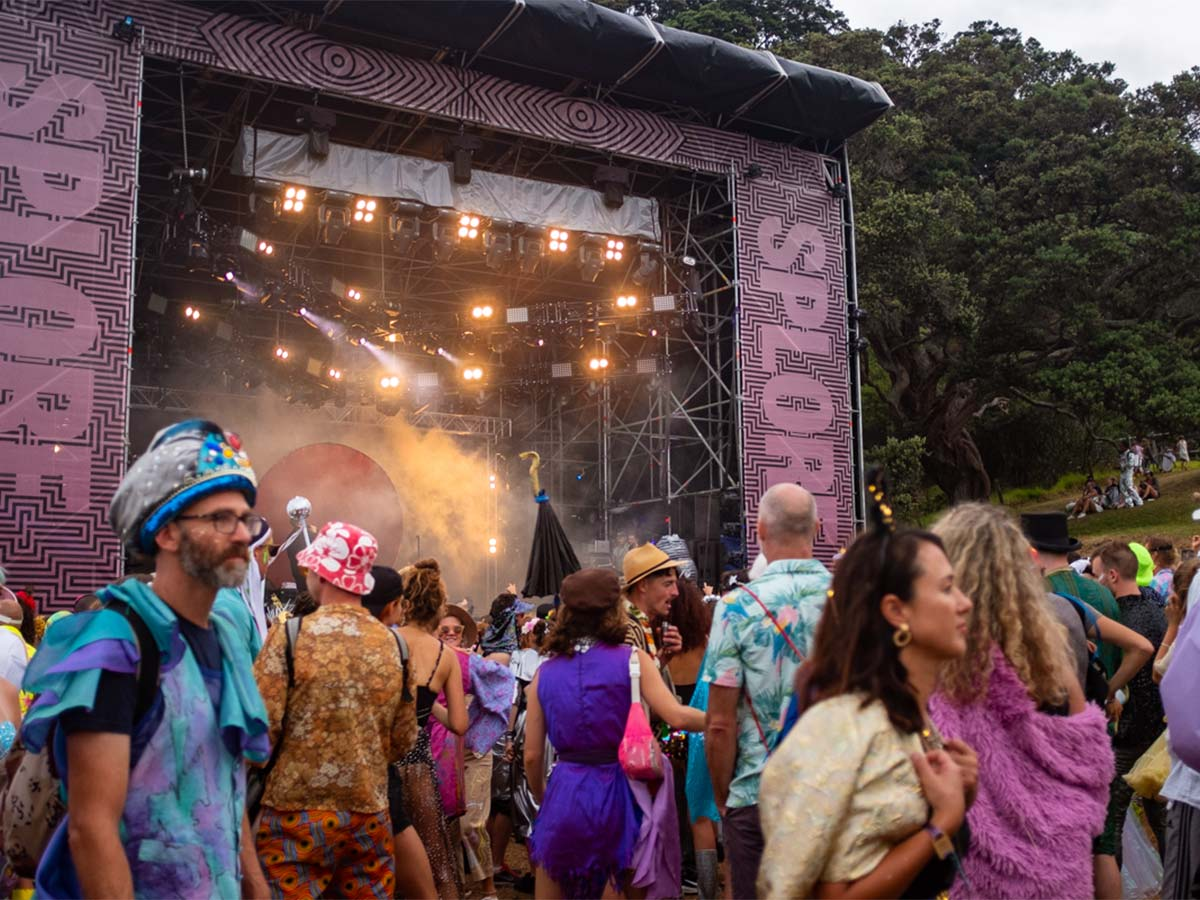 Splore 2020 in pictures