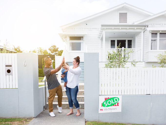 Hope for home ownership: First home buyers share their stories