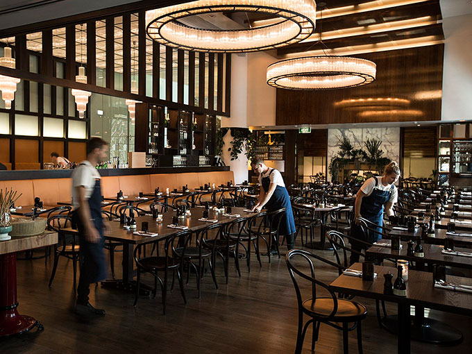 Gusto at the Grand restaurant review: Metro Top 50 2019