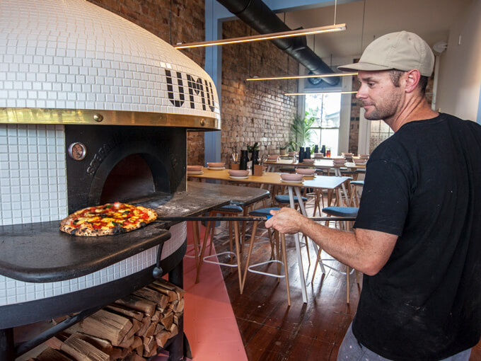 Kingsland welcomes new wood-fired pizza joint Umu Pizza