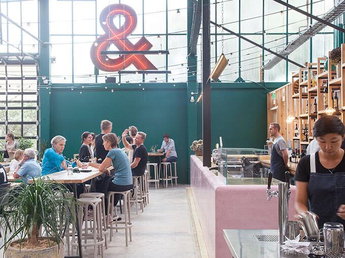 First Look: Ampersand - Orakei's new bistro-chic restaurant