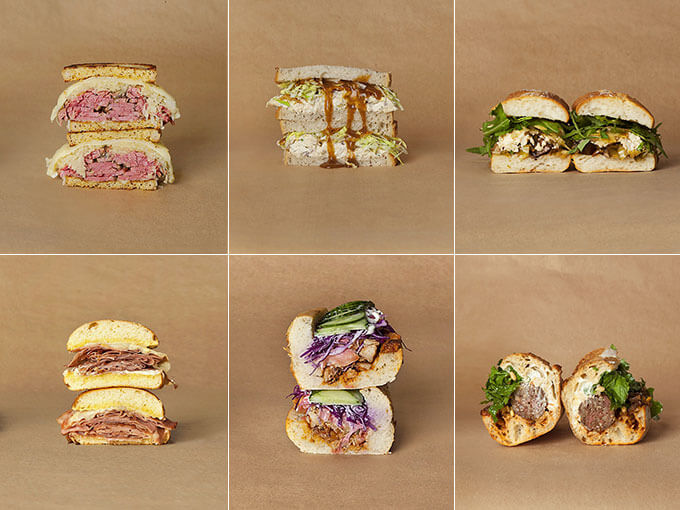 Six of the best sandwiches in Auckland