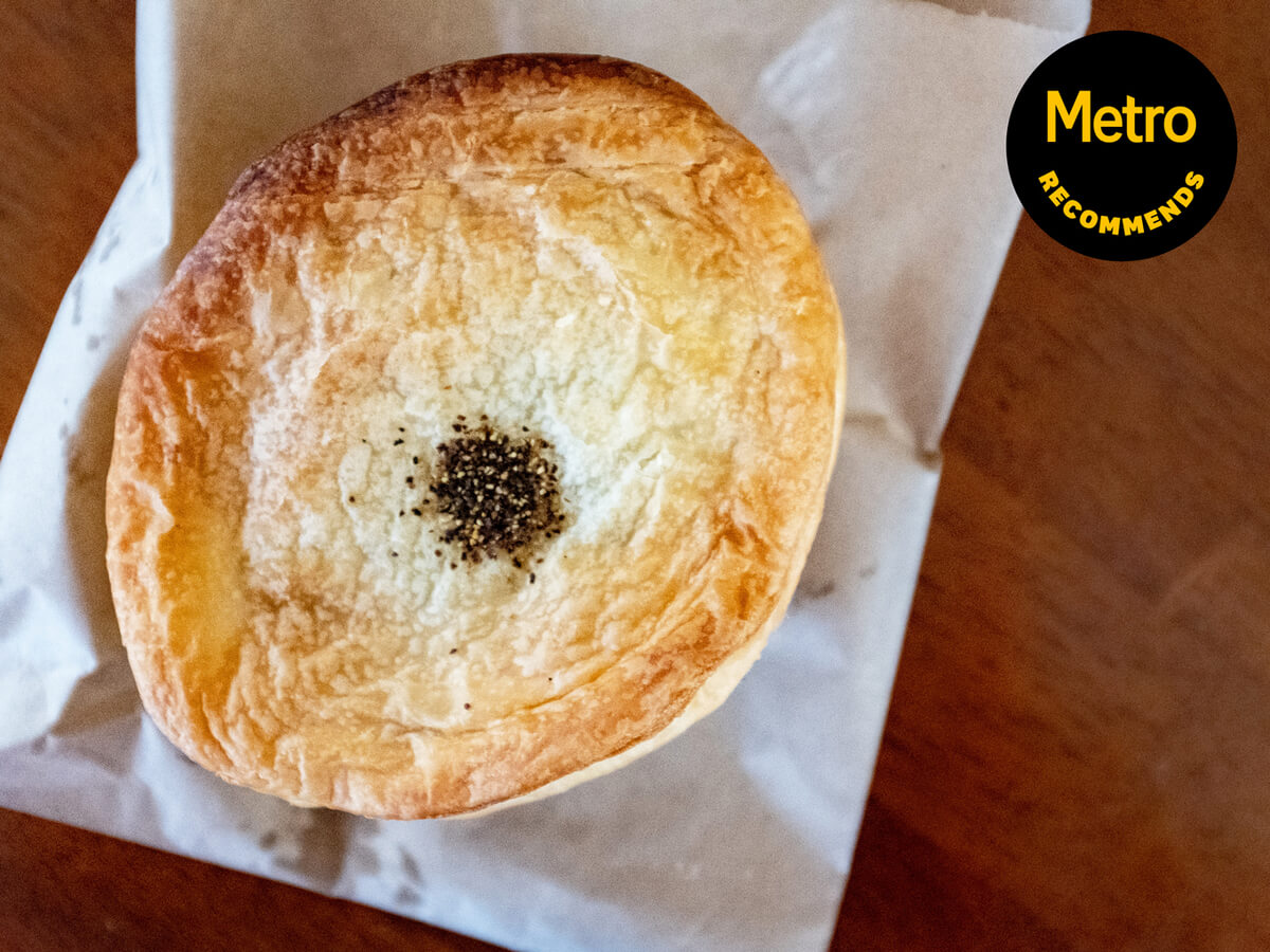 Metro Recommends: Kingsland Bakery's Steak and Pepper pie