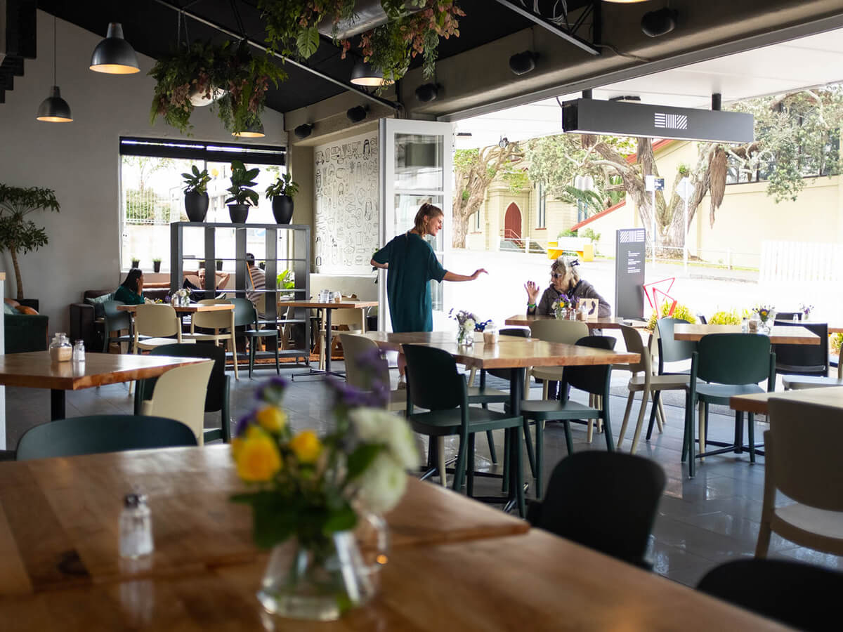 Pay-as-you-feel restaurant Everybody Eats opens in Onehunga