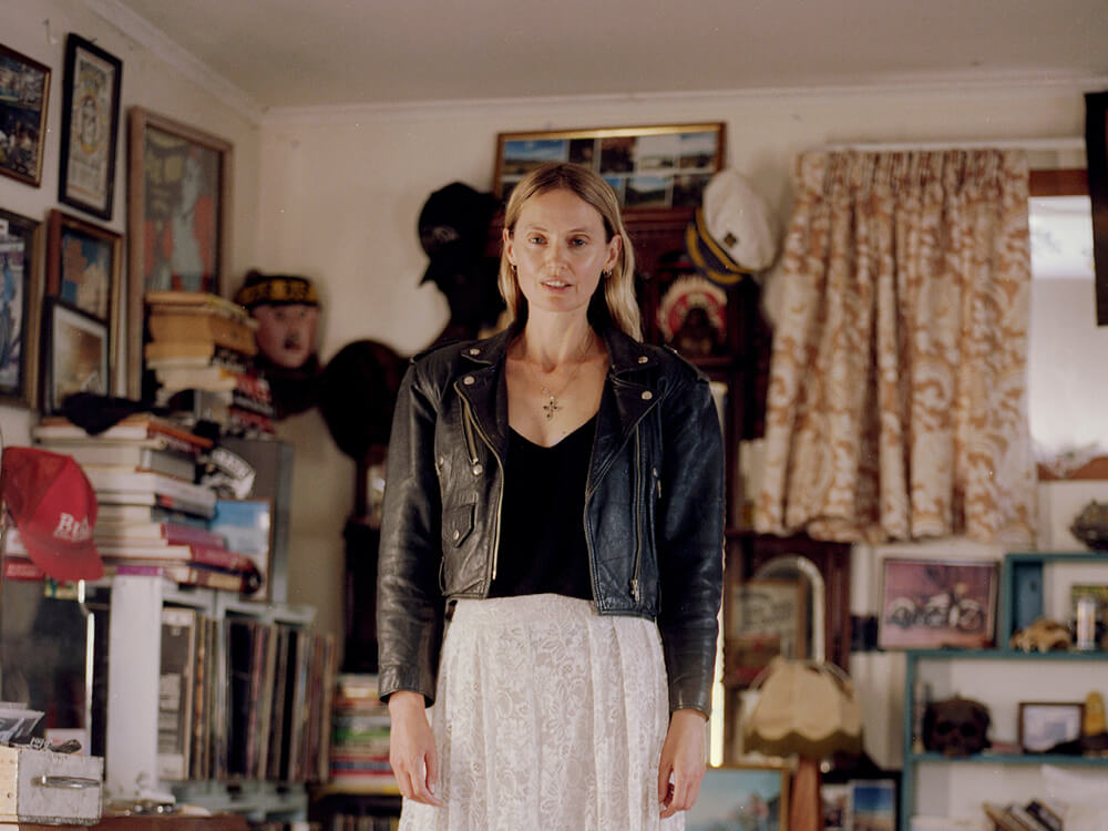 I wouldn't define myself as being into fashion: My life in clothes with model and teacher Penny Pickard
