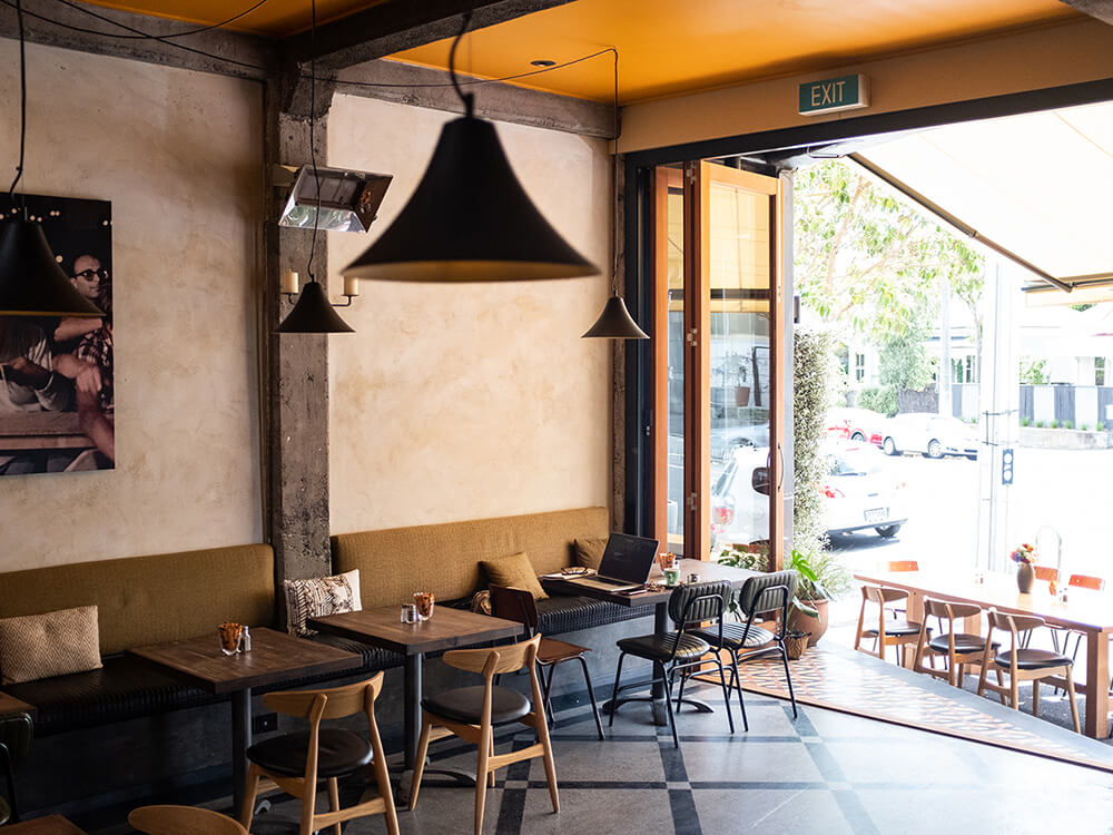 New Italian restaurant Romulus & Remus is keeping things simple