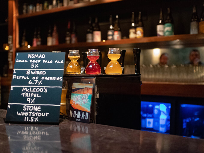 Expand your palate at new Symonds St bar Beer Jerk Bunker