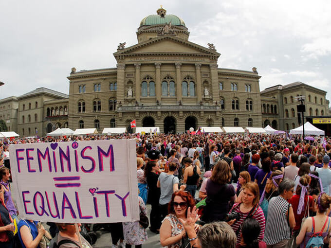 Feminism now 'personal branding rather than revolutionary rhetoric'