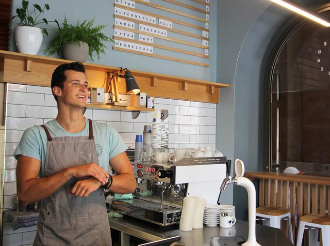 First look: Wednesdays Espresso Bar