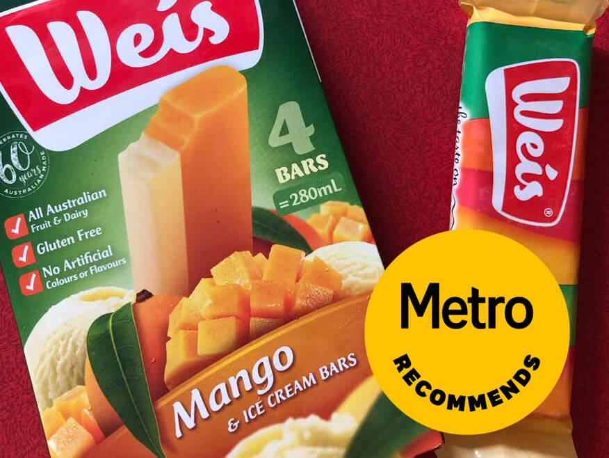 Metro Recommends: Weis' iconic mango ice cream bar