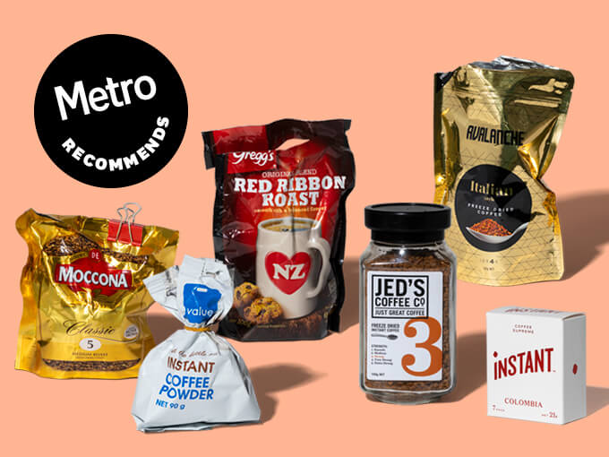 New Zealand's instant coffees, ranked
