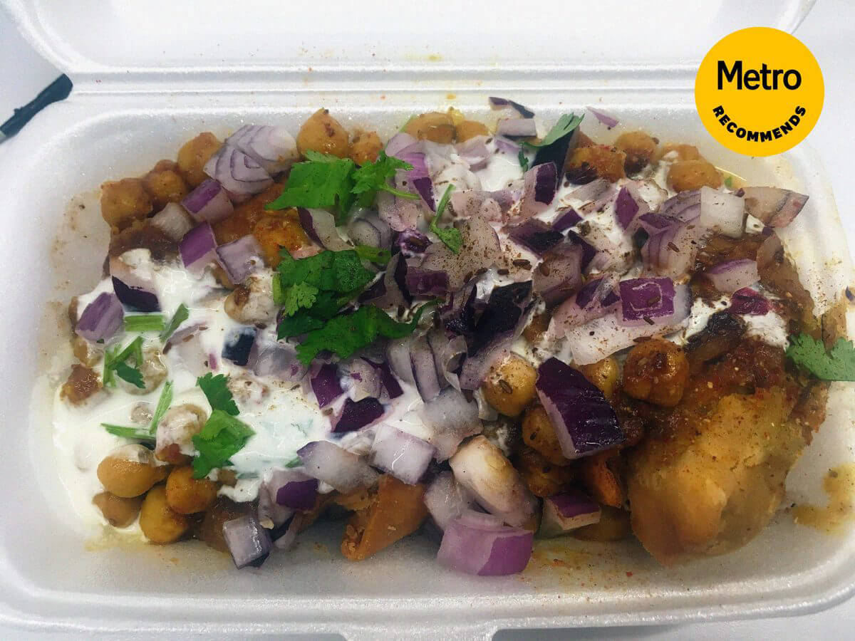 Metro recommends: Hobson Indian Takeaway's Samosa Chaat