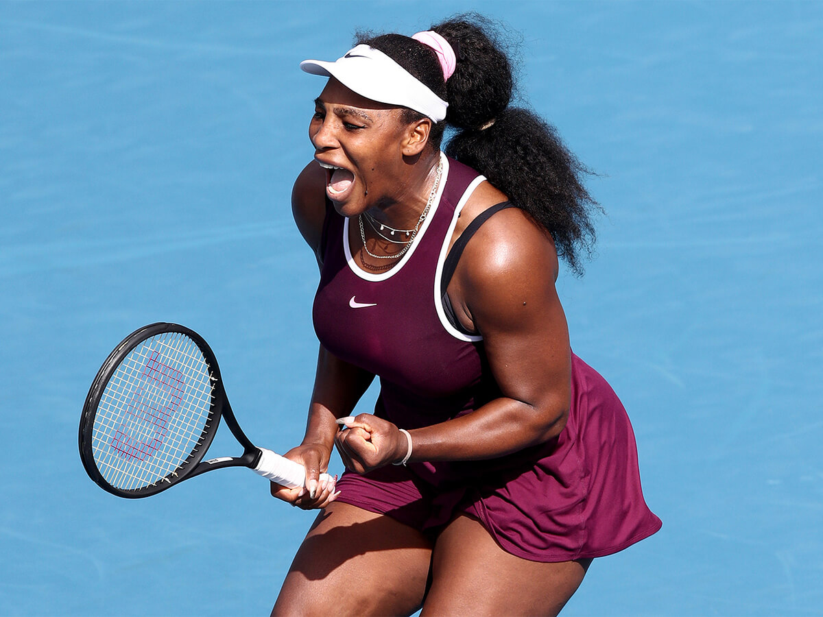 A week with Serena Williams at Stanley Street