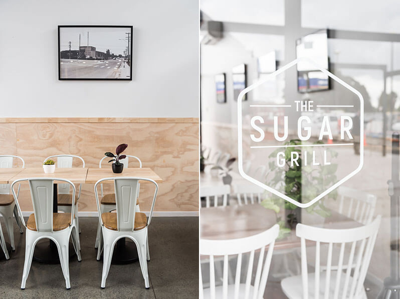 Te Atatu's new cafe The Sugar Grill celebrates local history and family