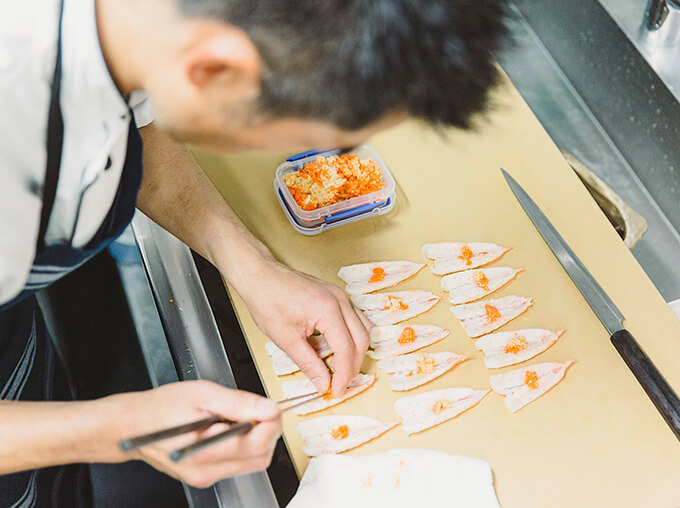 Zen and the art of sashimi: A week in the life of Cocoro