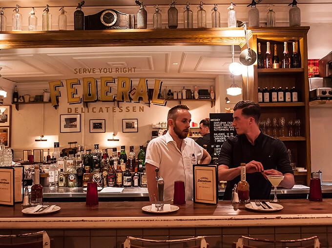 Metro Top 50 Restaurants 2017: Federal Delicatessen