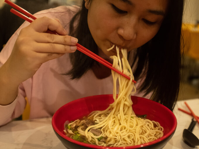 Does not knowing how to use chopsticks make you any less Asian?