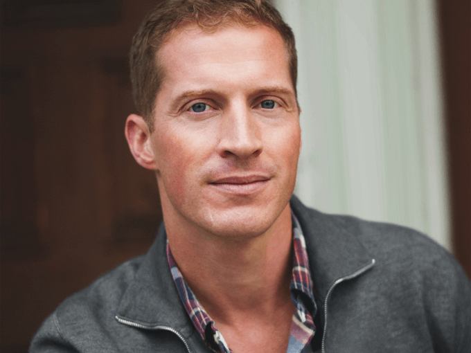 Less moping, more humour: Andrew Sean Greer on figuring out how to write a gay love story