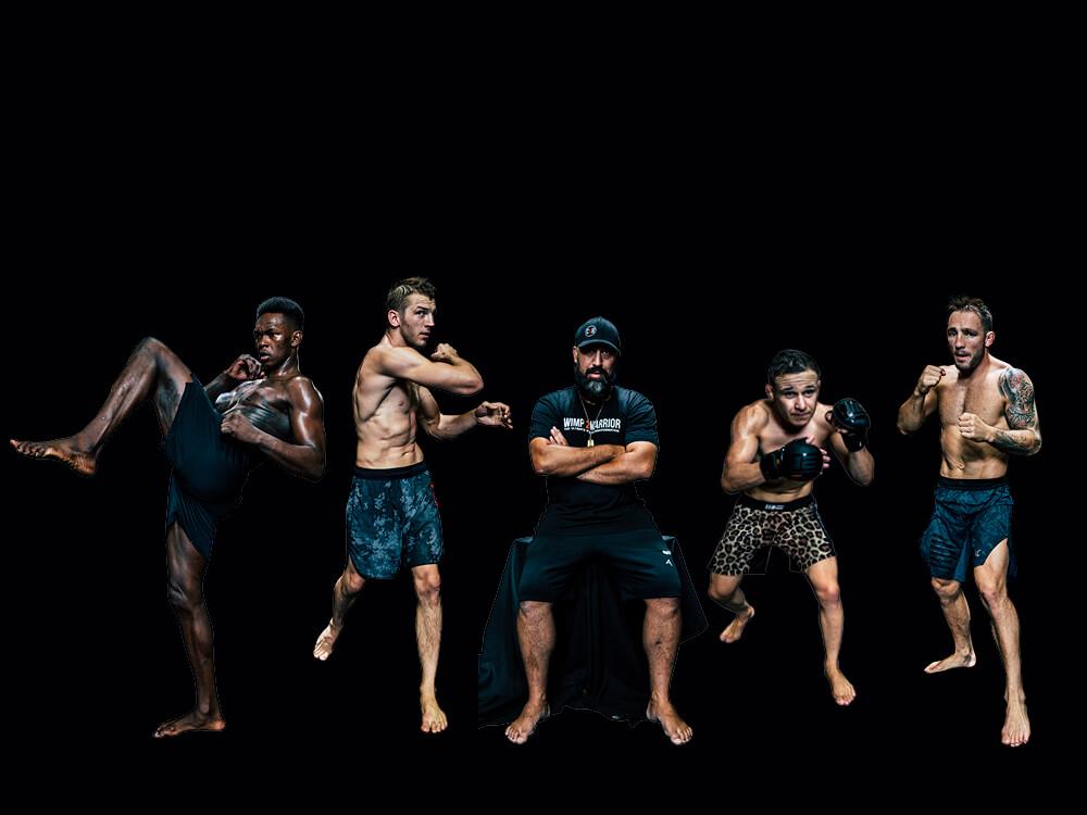 Iron sharpens iron: City Kickboxing and the team behind Israel Adesanya's UFC success