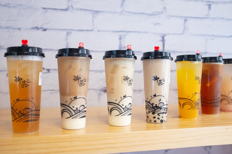 New bubble tea shop Yu Cha brews up intriguing concoctions on Dominion Rd