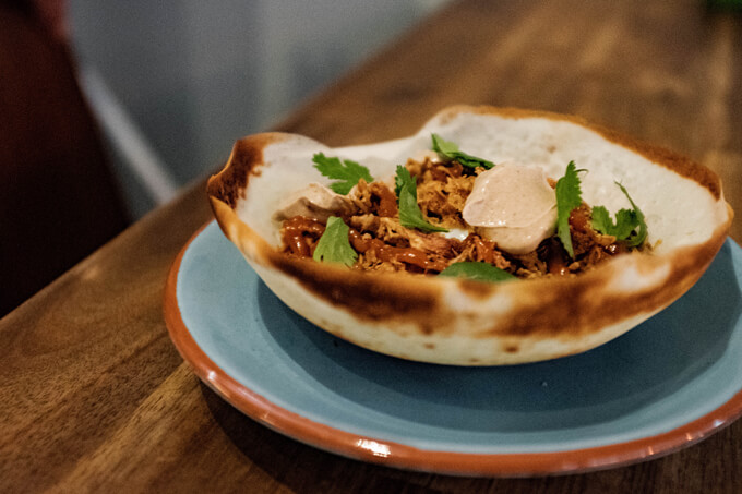 New cafe Revolver is a fresh energetic addition to St Kevins Arcade