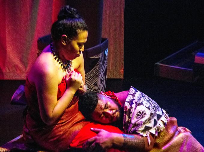 All in the family: A Polynesian twist on MacBeth