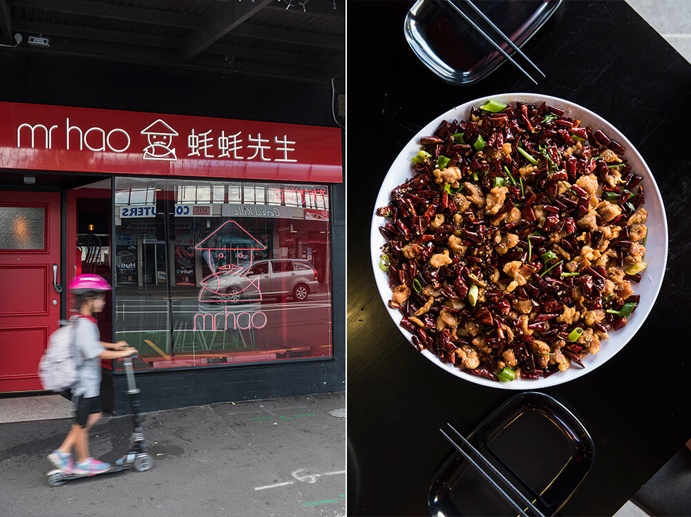 Mr Hao: A new modern Chinese skewer bar on Dominion Rd