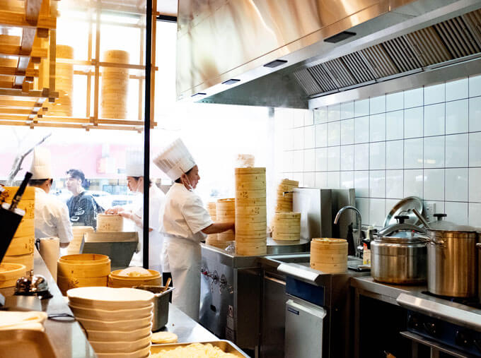 Try a taste of northern China in Auckland's Sunny Town