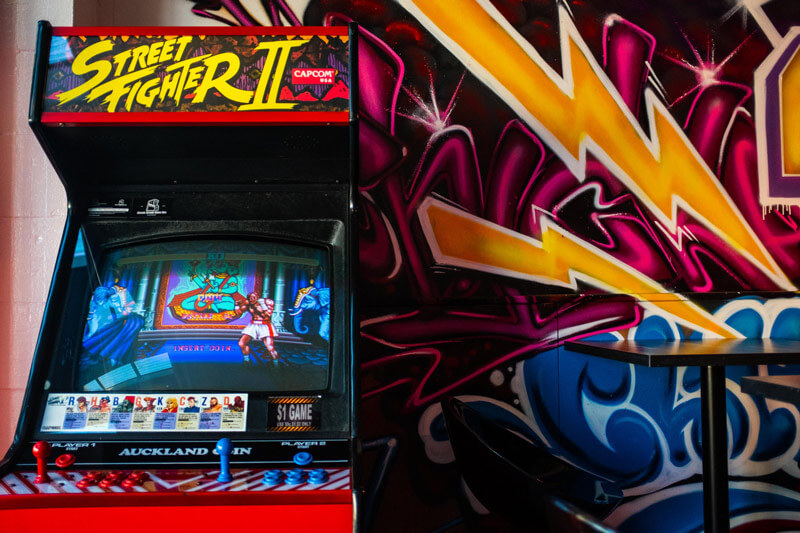 The new eatery bringing old-school arcade games to Kingsland