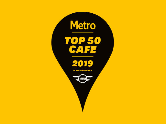 Be in to win $800 cash by voting with Metro MINI Top 50 Cafes