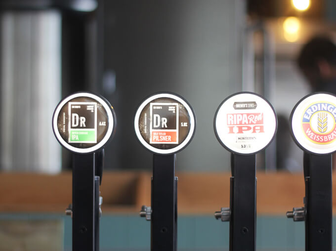 First Look: Dr Rudi's Brewing Company, Auckland