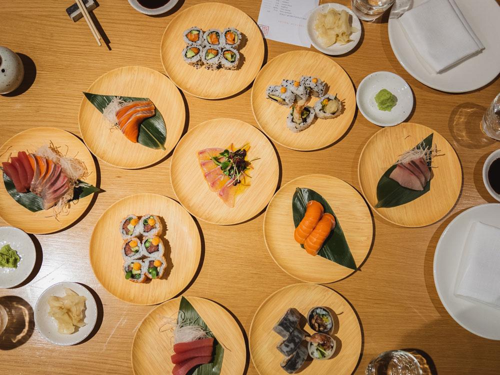 Trolley Service: Inside Masu's new Sunday offering, Japanese yum cha