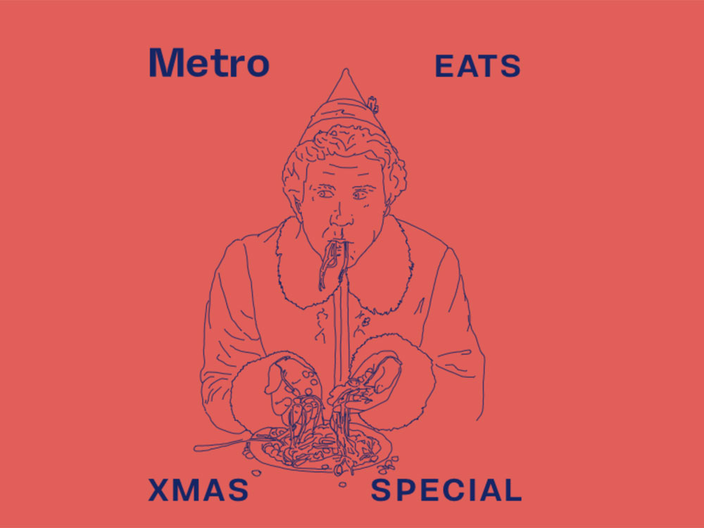 Metro Eats No. 12: Christmas special; what's open over the holidays