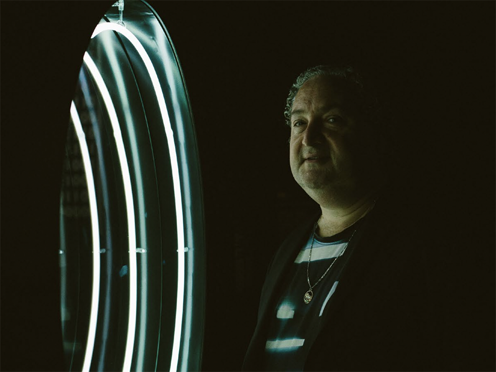 We talk to Nigel Borell, the curator of Māori art at Auckland Art Gallery