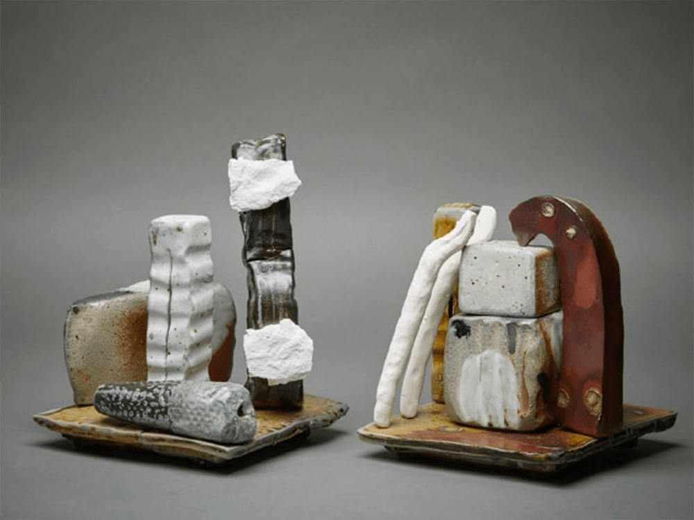 Tender Bricks: An exhibition of celestial ceramics by Peter Hawkesby