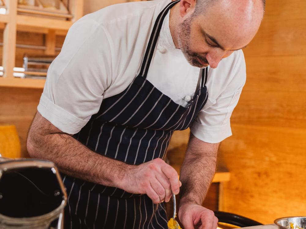 Metro x SkyCity: We talk to Vaughan Kay, head chef at Gusto at the Grand