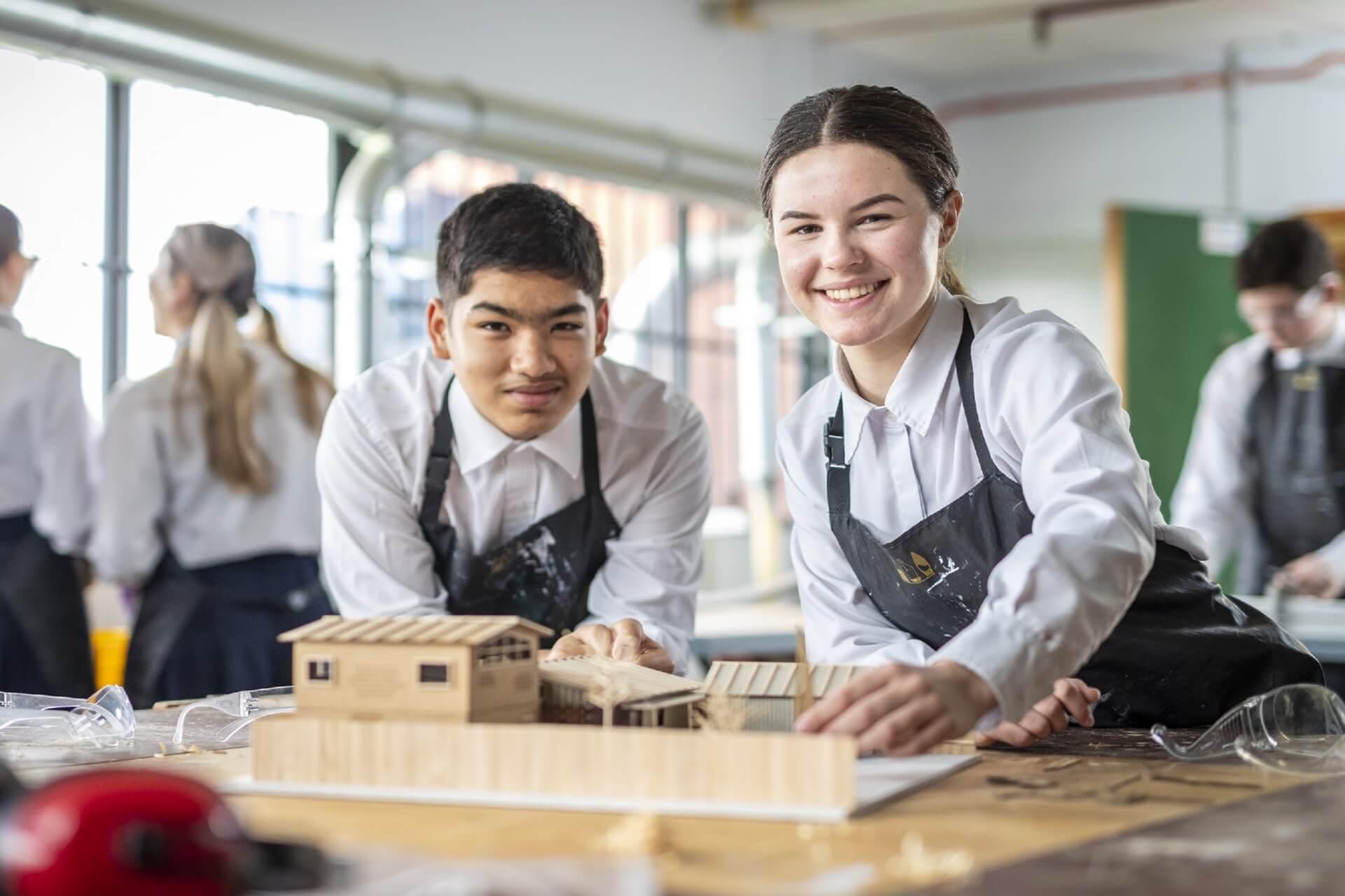 Metro x ACG — A world-class education at ACG schools.