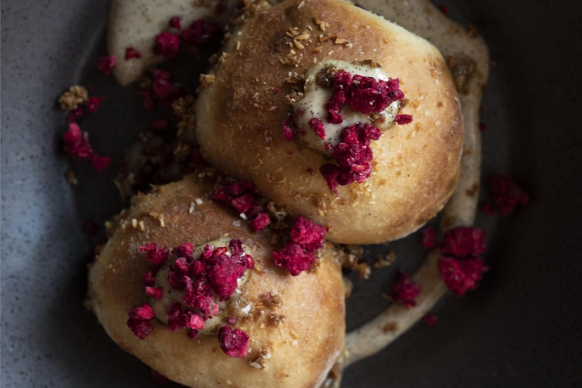 Sweet Bread — Uelese (Wallace) Mua's Panipopo